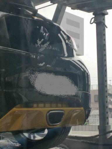 愛知岐阜三重の外壁塗装 通勤時