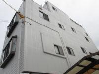 外壁塗装工事の施工後の写真