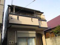 愛知県の外壁塗装工事の施工後の写真