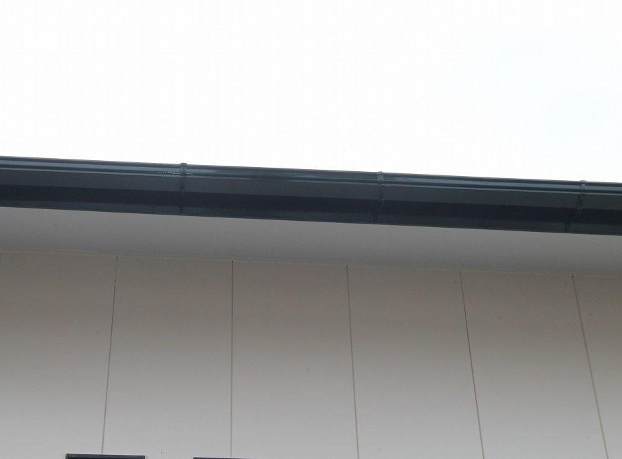 外壁塗装工事のトイの塗装後