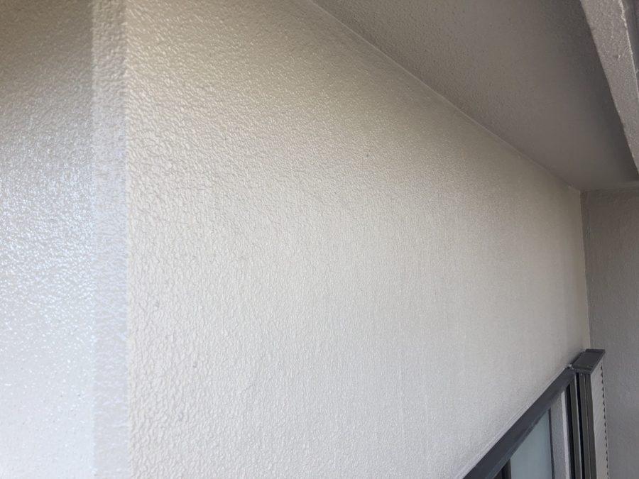 愛知県の外壁塗装工事の外壁の塗装後